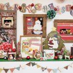 アトリエのディスプレイ「クリスマス」